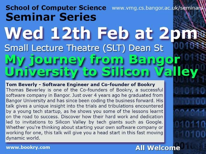 Seminar 12th February