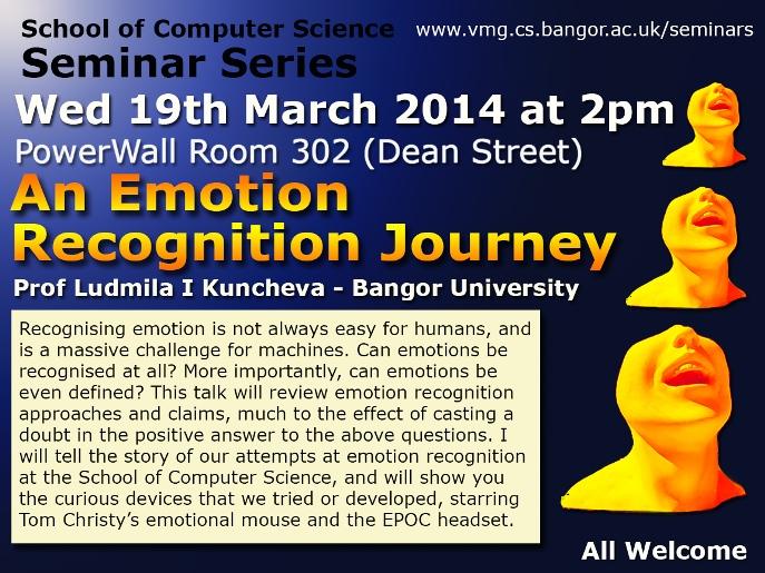 Seminar 19th March