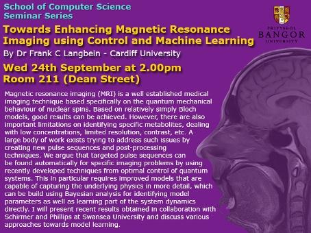 Seminar 24th September