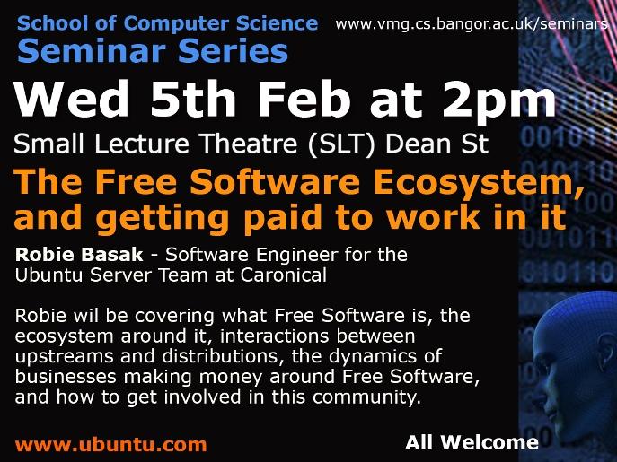 Seminar 5th February