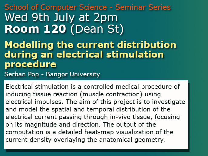 Seminar 9th July