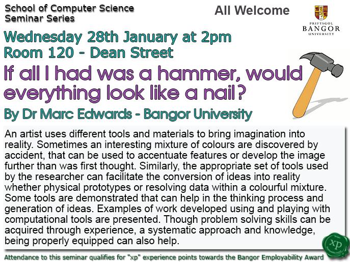 Seminar 28th January